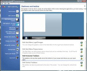 Membuat Tema Windows XP dengan SkinStudio